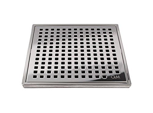 Qm Square Shower Drain Grate Made Of Stainless Steel Mar Https