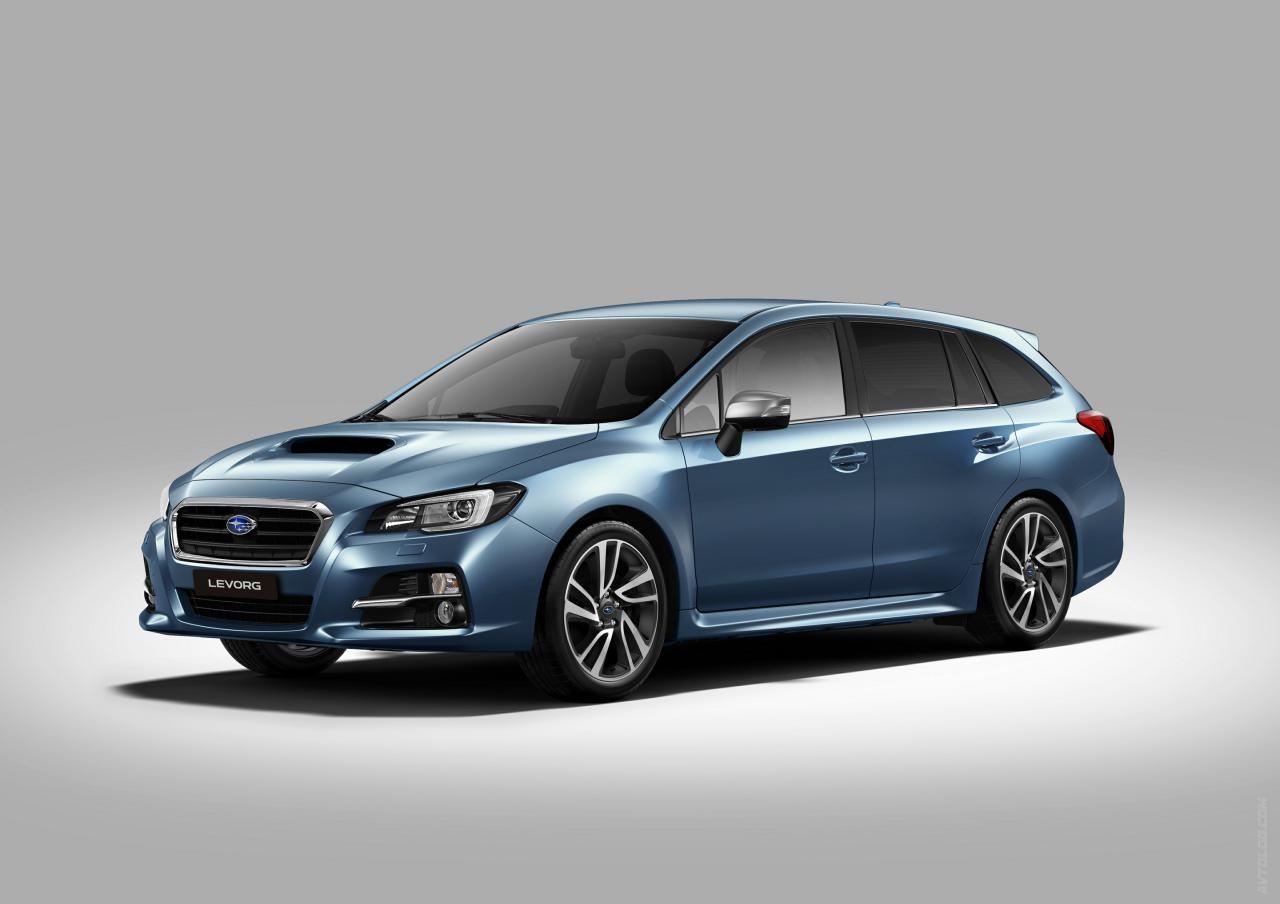 Subaru Pokazhet Evropejskie 2015 Levorg Outback I Forester Cvt V Zheneve Subaru Levorg Subaru Inside Car