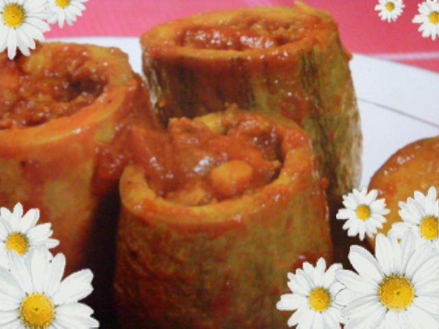 Pipianes Rellenos By Recetas De Cocina Al Estilo Hondureño De Maria