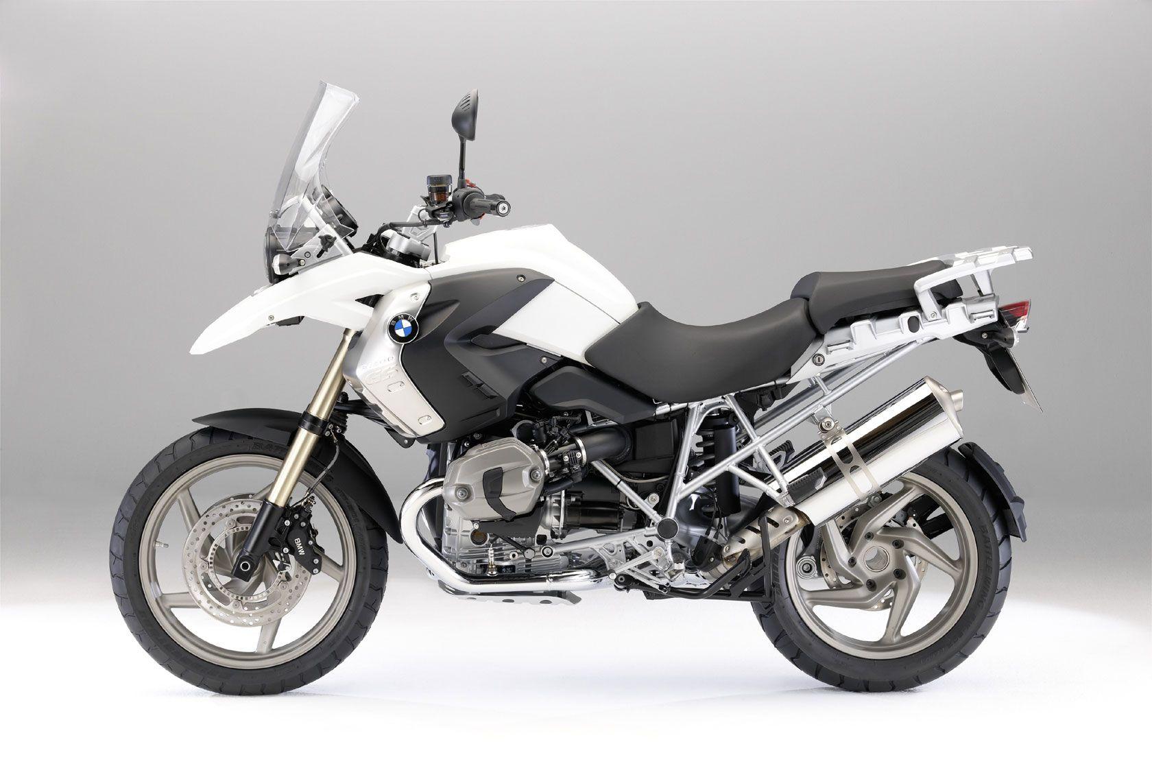 2010 BMW R1200GS Motos bmw