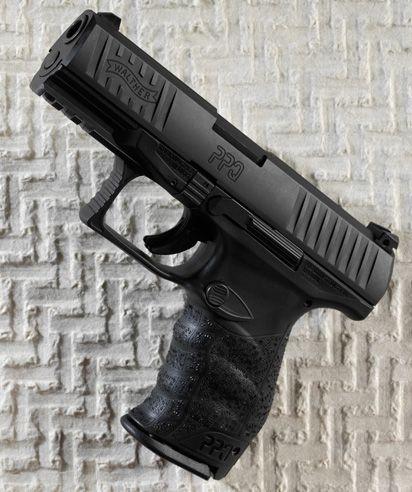 Handgun Review: Walther PPQ M2   Guns   Hand guns, Guns