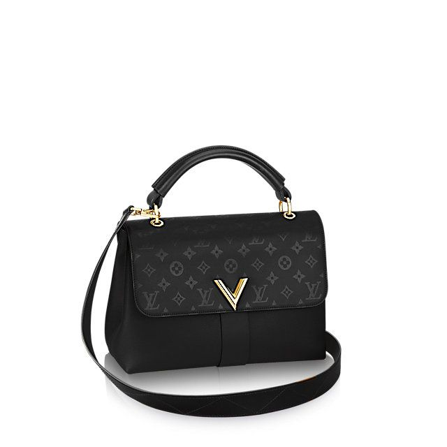 Very One Handle Leather In Women S Handbags Collections By Louis Vuitton
