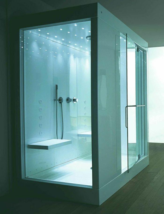 coole duschabtrennung mit vielen funktionen | bad | pinterest, Hause ideen