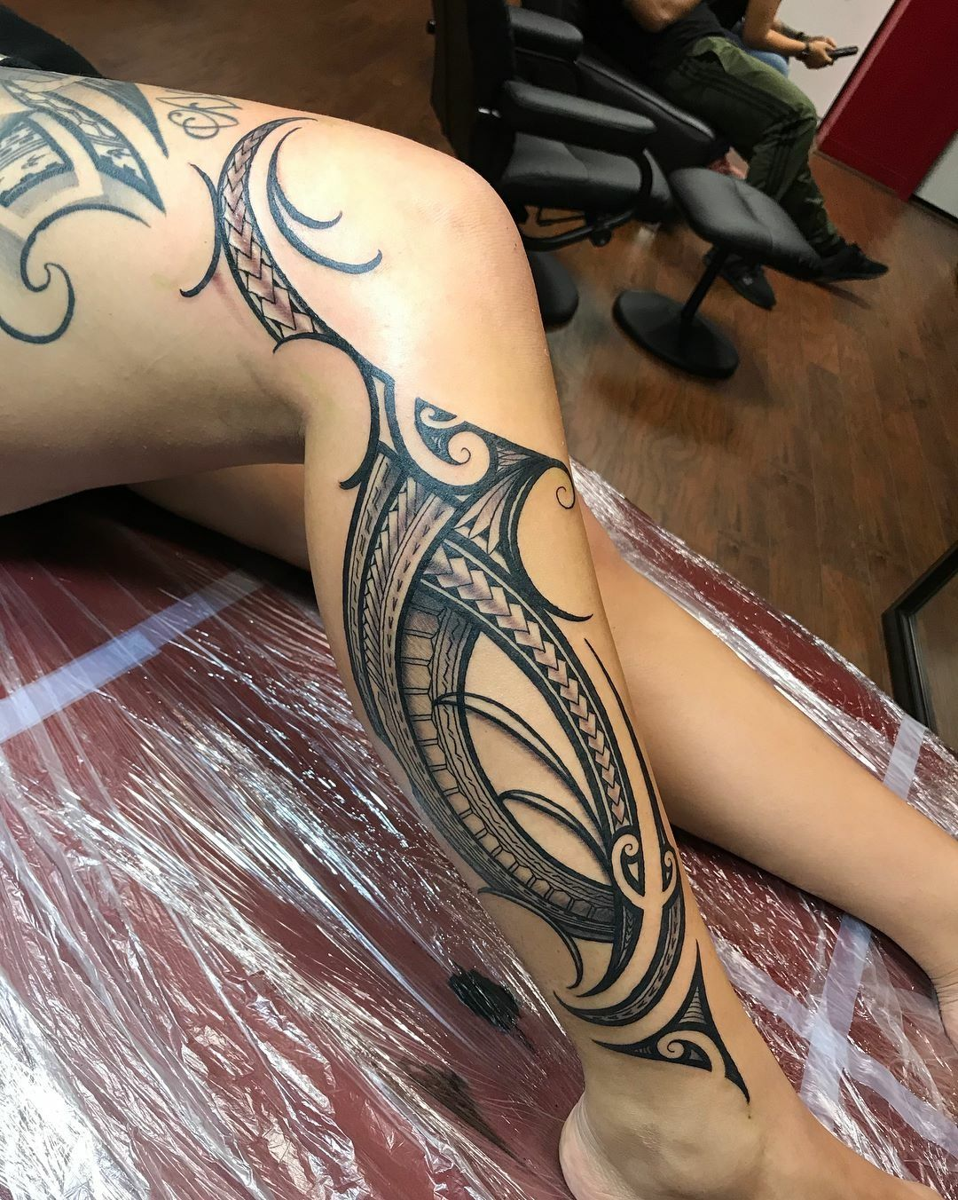 Pin By Nancy Demello On Represent The Soul Polynesian Tattoo Polynesian Tattoos Women Tribal Tattoos For Women