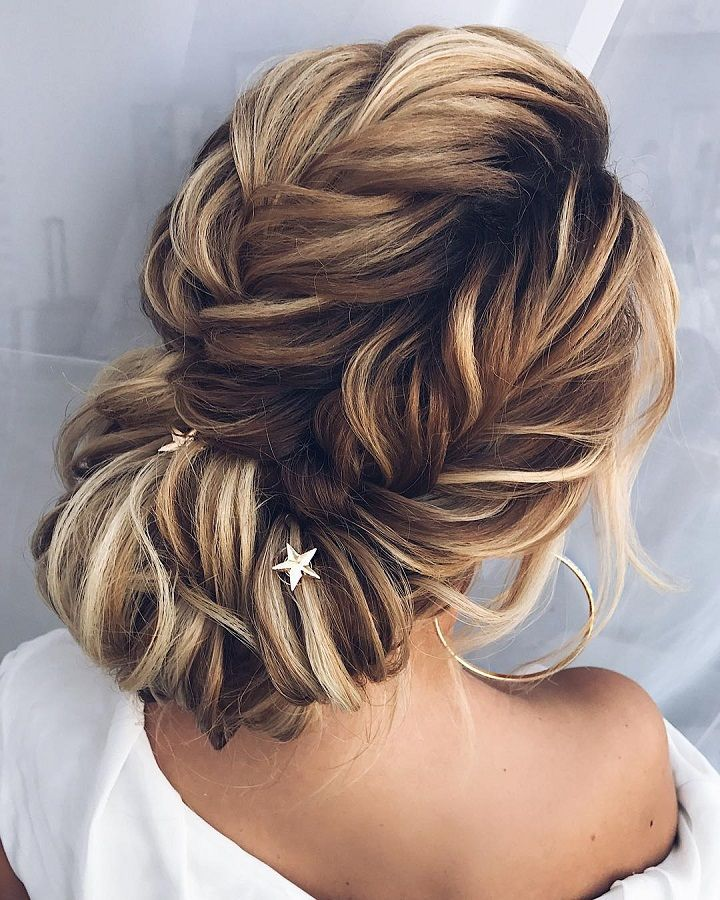 Beautiful Hairstyle To Inspire Your Big Day Look 1