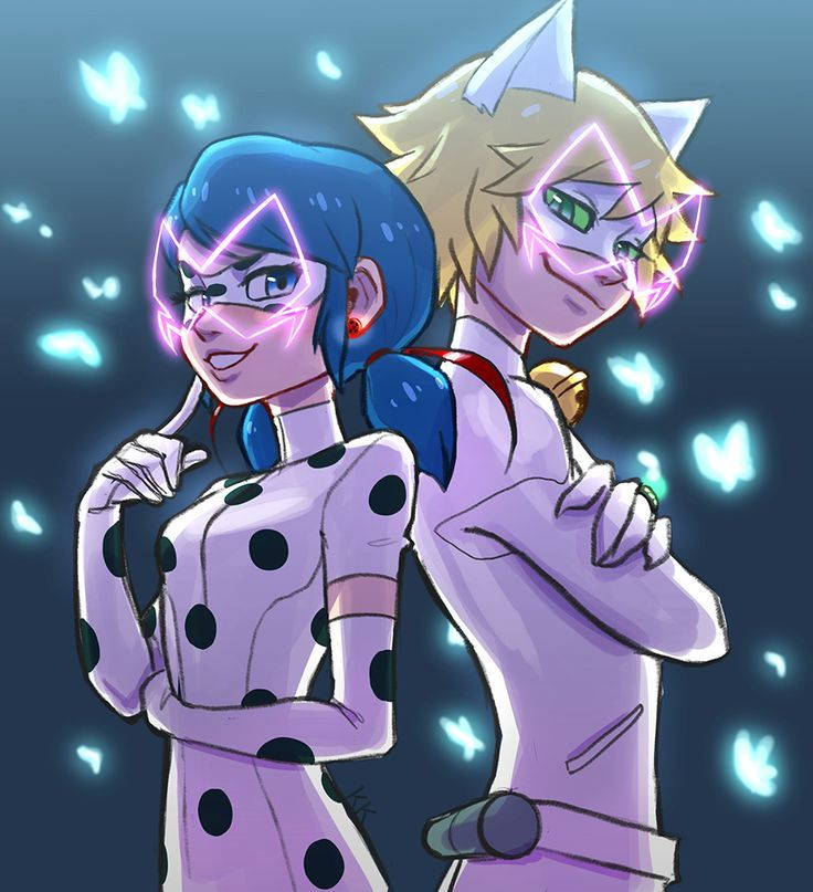 The LadyBlog: Can Adrien and Marinette Be Akumatized? Check this
