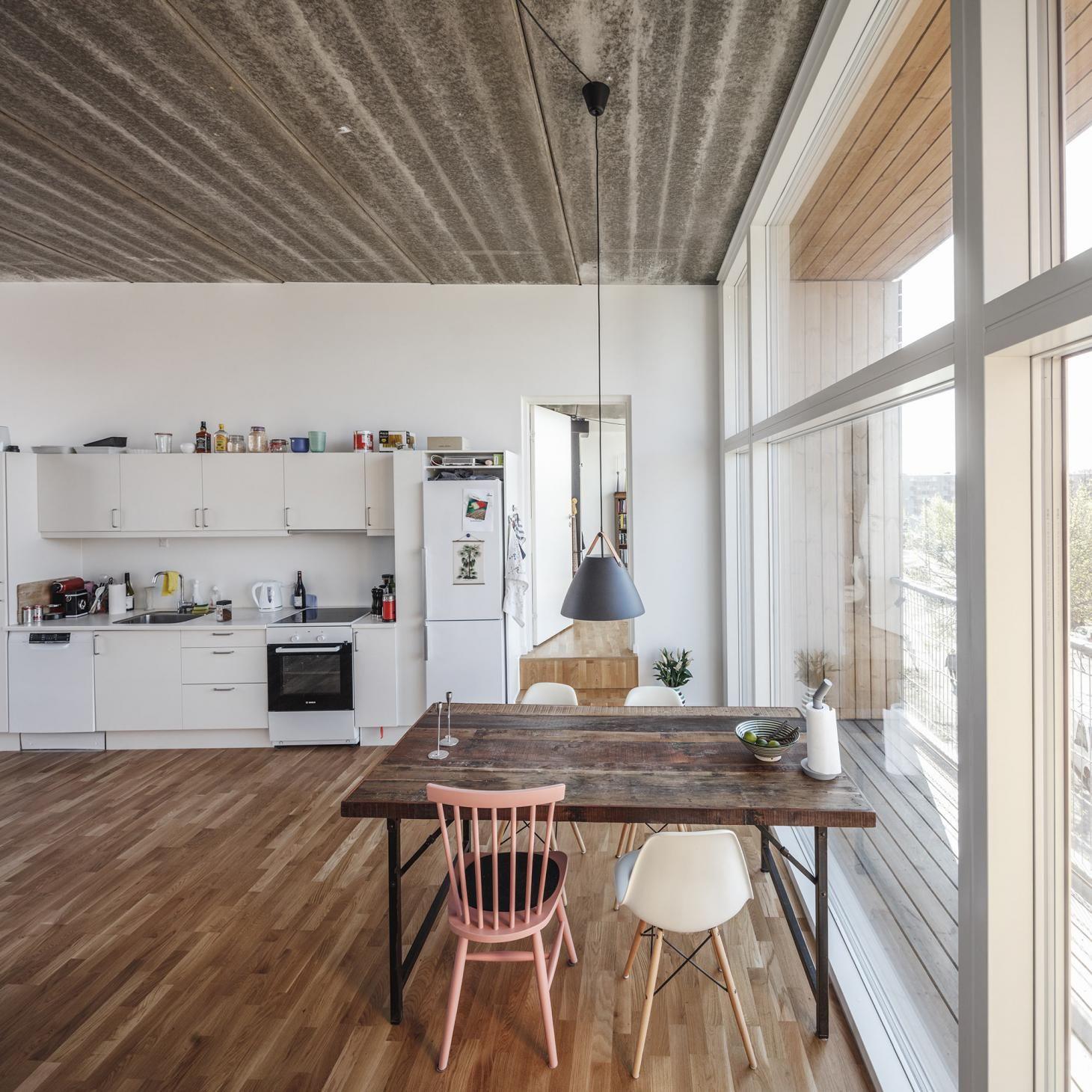 BIG's Prefab Modular Residence In Copenhagen Is A Template