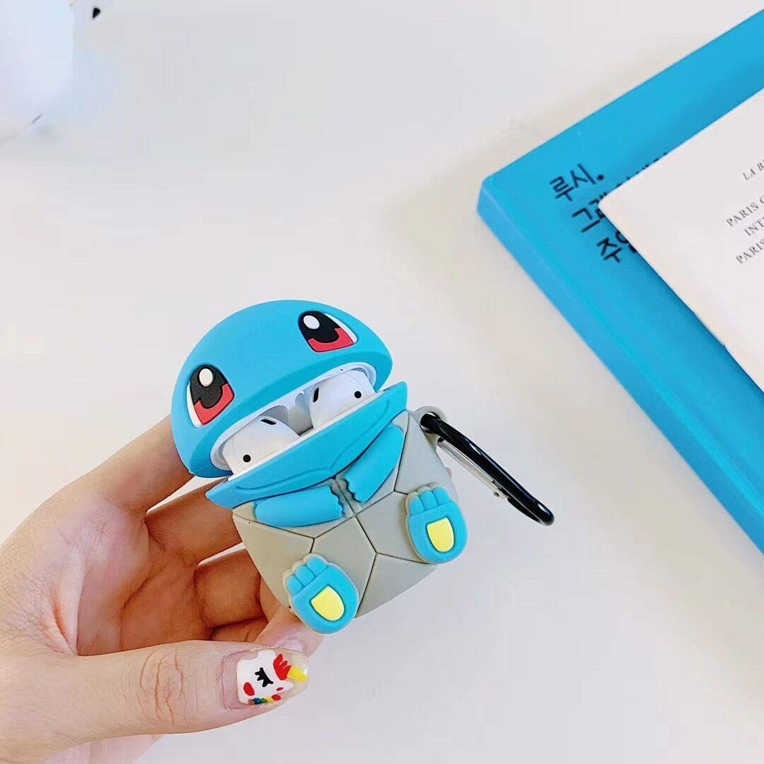 Cute Silicone Case Cover Pokemon GO