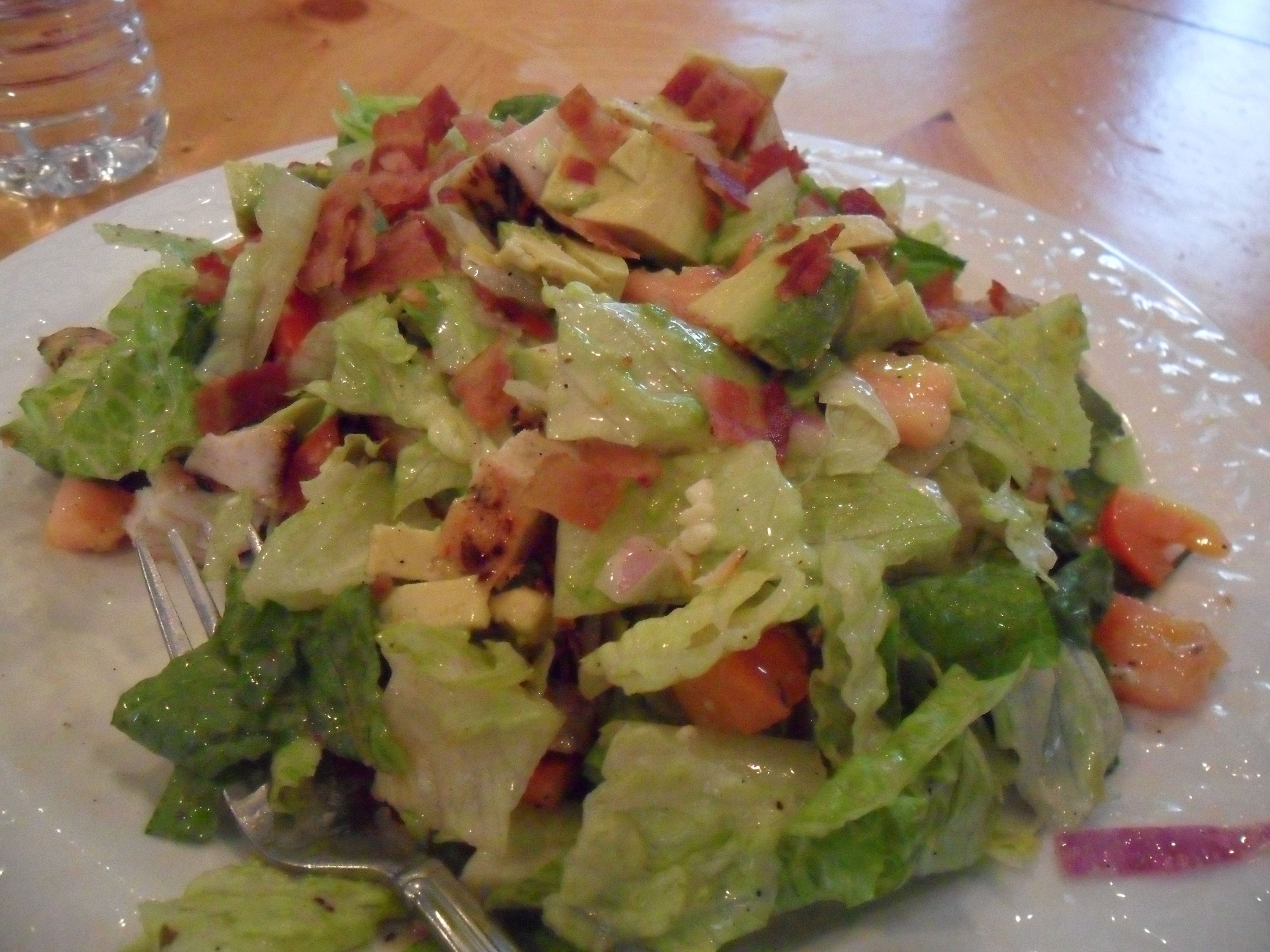 Copycat Biaggi\'s chopped chicken salad | Recipes to try | Pinterest ...