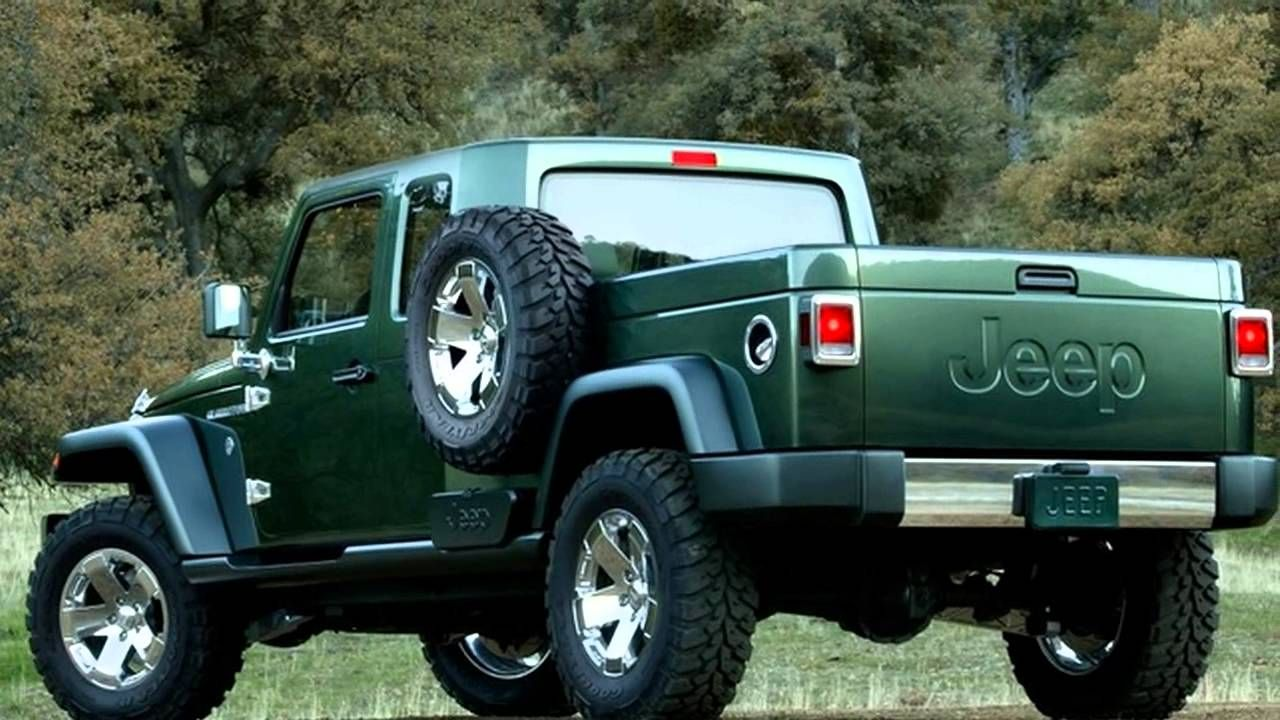 2017 jeep wrangler concept design 2017 - 2017 Jeep Scrambler Is The Featured Model The 2017 Jeep Scrambler Truck Image Is Added In Car Pictures Category By The Author On Jun
