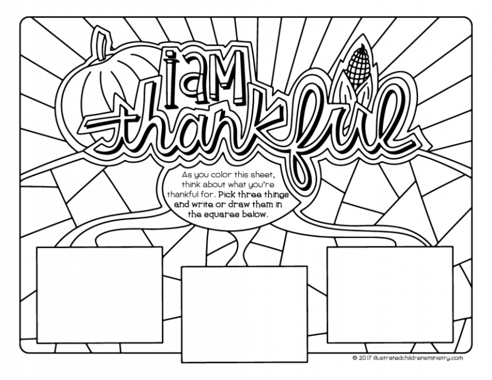 seven gigantic influences of i am thankful coloring pages