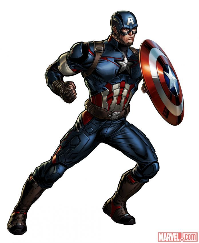 Images from a new captain america joins marvel avengers alliance 2 marvel