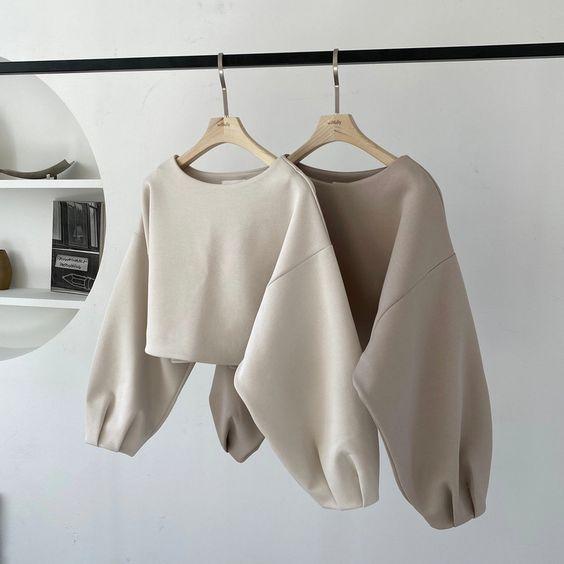 Conjunto de Moletom feminino 2020 – Estilo Próprio By Sir moda ficar em casa, moda para sair – dress