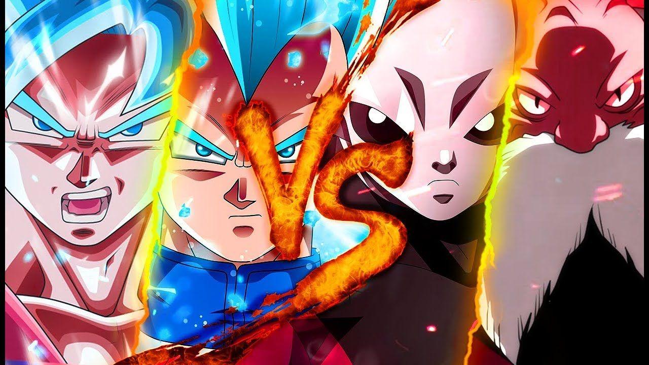 Universo 7 Vs Universo 11 Macro Rap Dragon Ball Super Batalla