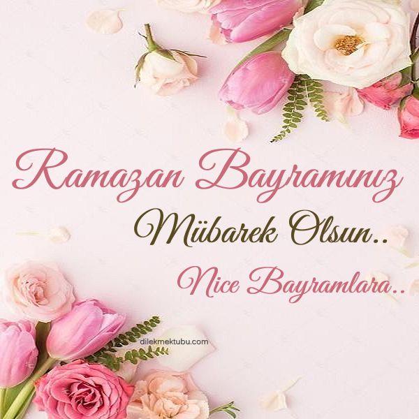 Yeni Ramazan Bayrami Mesajlari Resimli Dilek Mektubu Ramazan Mesajlar Dualar