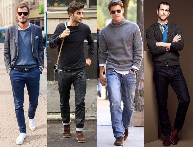 455f8ee1a8d одежда для мужчин в стиле кэжуал