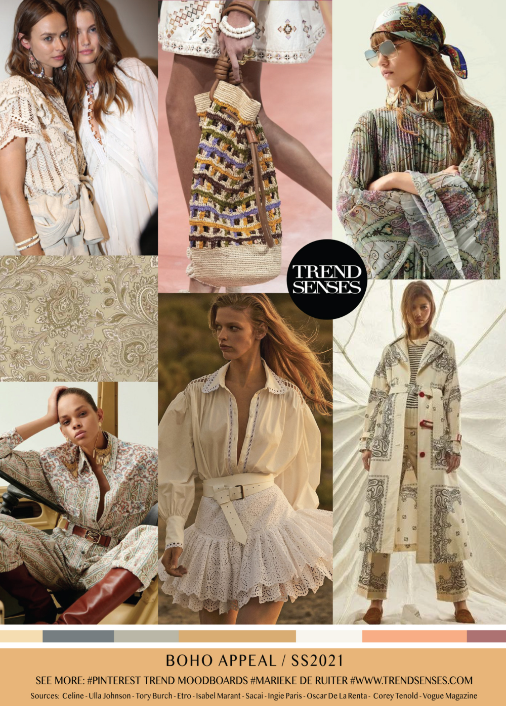 spring 7 color trends fashion  Color trends fashion, Fashion
