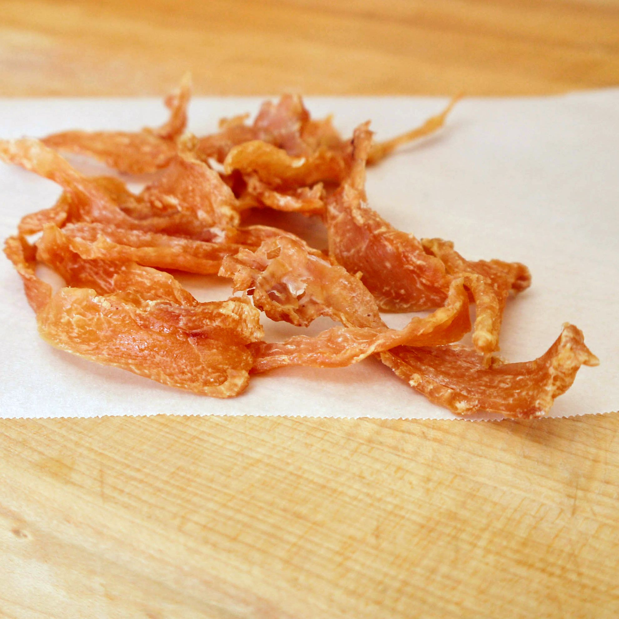 Homemade Chicken Jerky For Dogs And You
