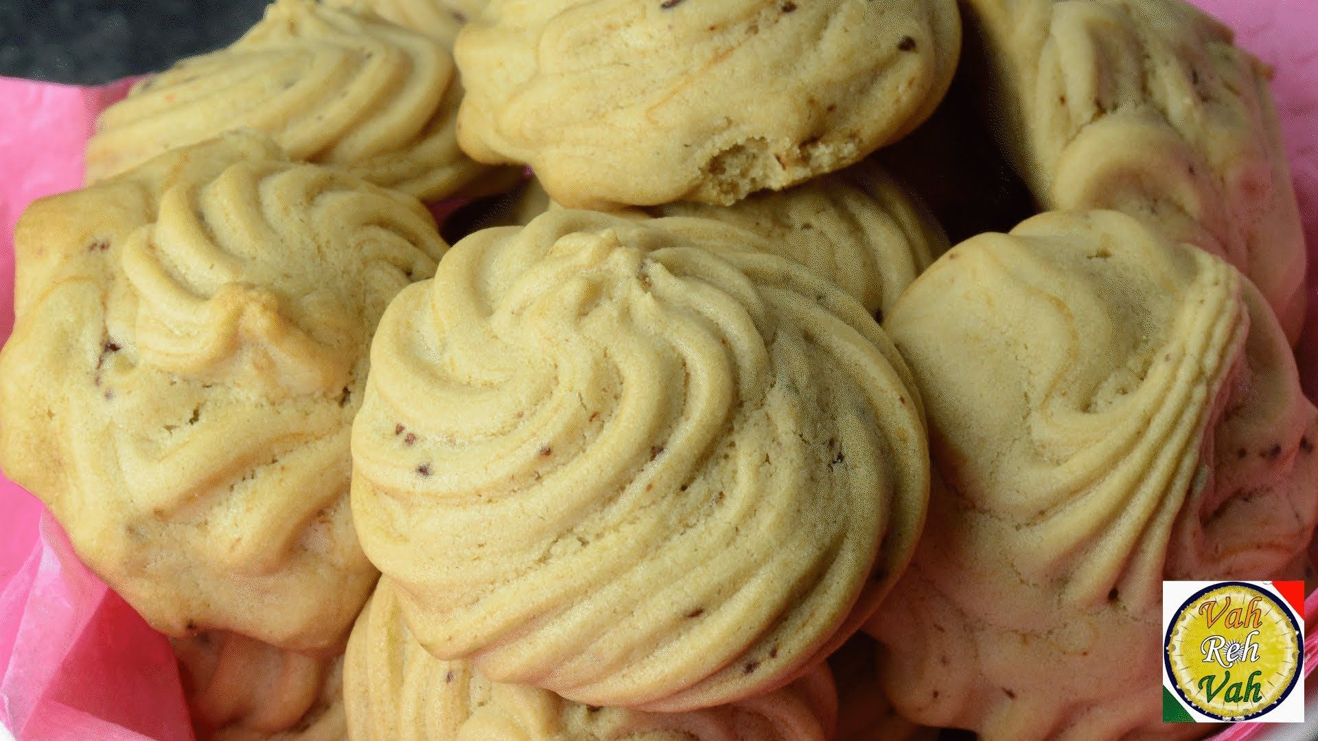 Coffee Cookies --will use egg/dairy replacers.