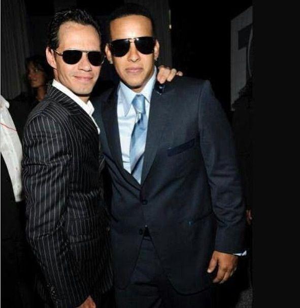 DY y Marc Anthony