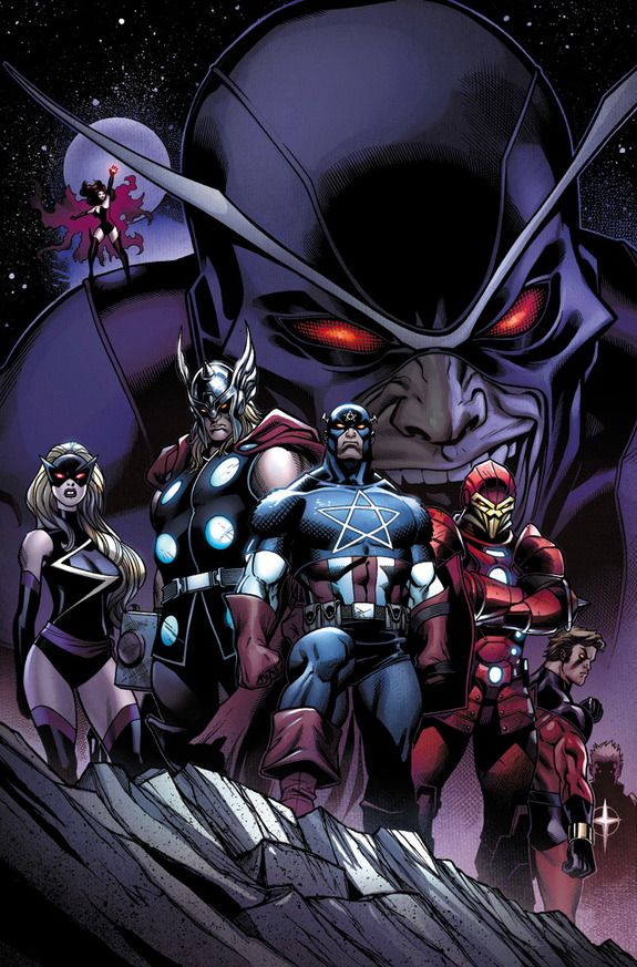 Now Who the Hell are These AVENGERS? GUARDIANS OF THE GALAXY #19 First Look | Newsarama.com