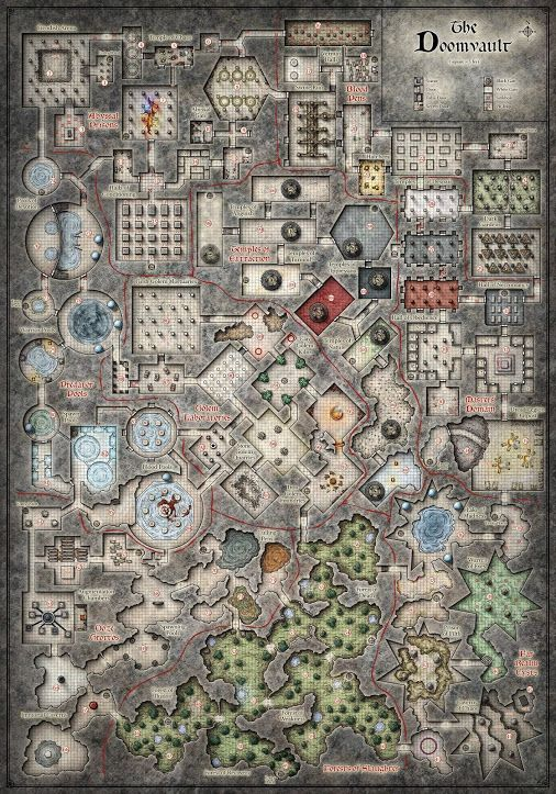 all individual maps in 2019 maps fantasy map dungeon maps rh pinterest com