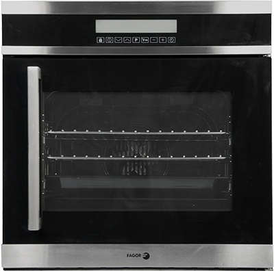 24 Inch Convection Oven Right Side Opening Fagor Wall Oven Convection Wall Oven Single Electric Wall Oven