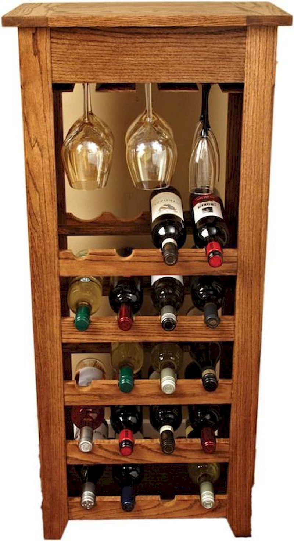 53 elegant wine rack design ideas using wood wine rack