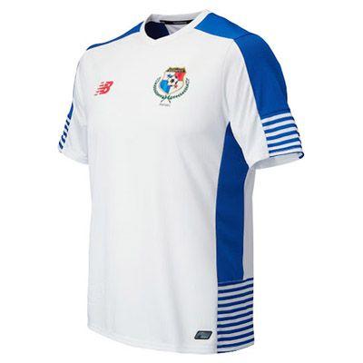 Esta es la nueva camisetas de futbol de Panama baratas lejos 2016-2017 bd53fb319eae1