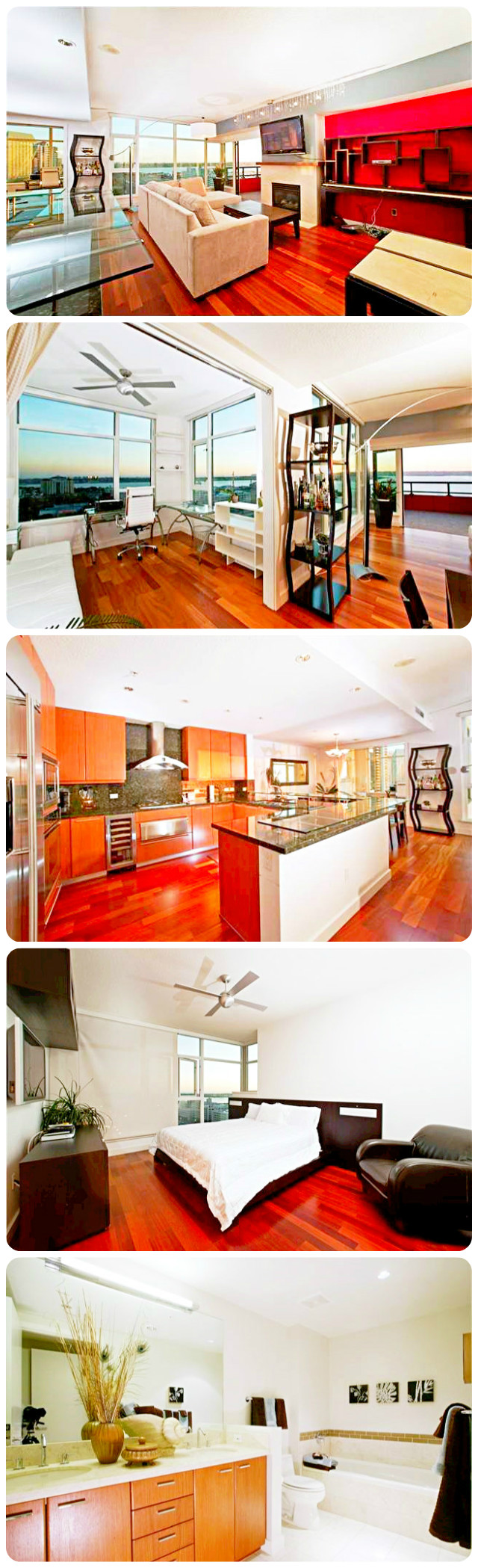 3 bedroom unit in a premier Residential Tower
