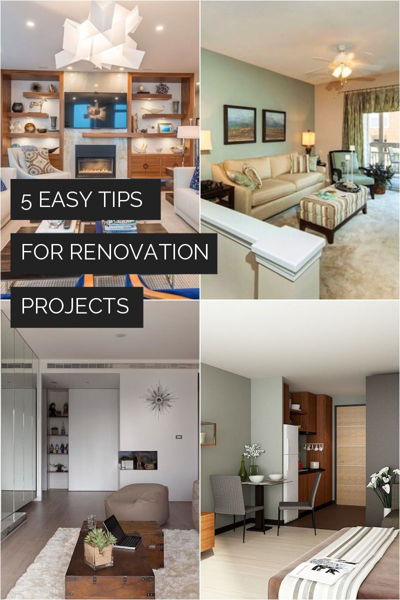 Renovation Ideas