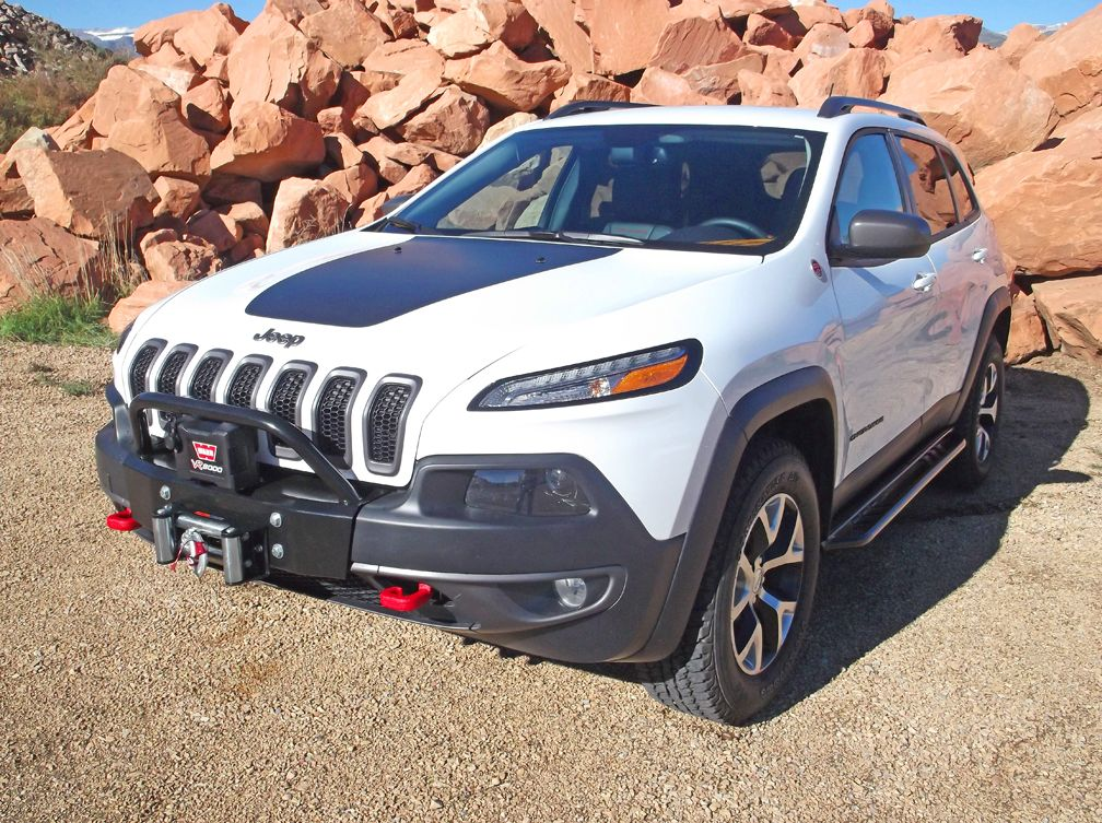 New Cherokee Bumper Kit 2014 2015 Jeep Cherokee Jeep Cherokee Bumpers Jeep Cherokee Trailhawk