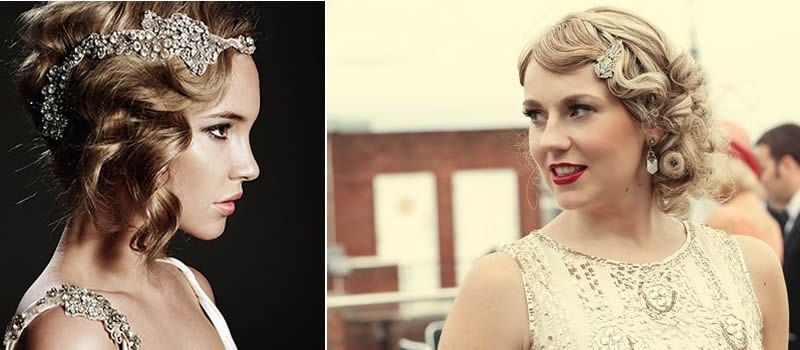 The Great Gatsby Revives The 1920s Inspired Hairstyles Pursuitist Hair Styles Gatsby Hair Great Gatsby Hairstyles