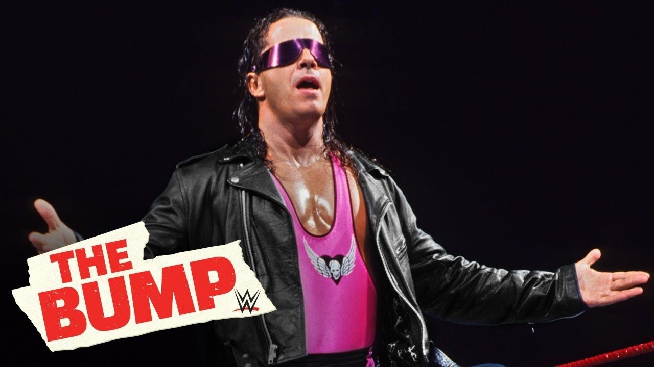Bret Hart Talks Rivalry With Owen Summerslam Legacy And More Wwe S The Wwe S Summerslam Wrestling News [ 720 x 1280 Pixel ]
