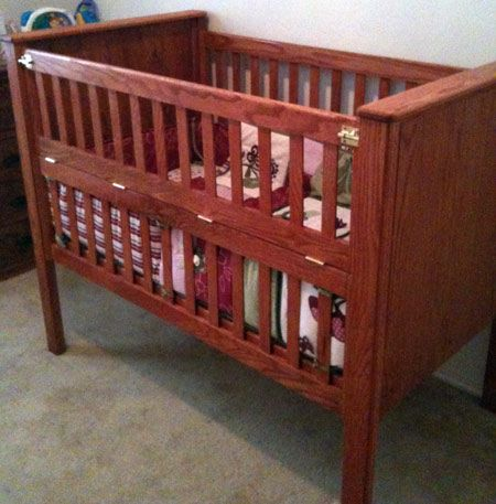How To Build A Crib Part 2 Toolmonger Baby Crib