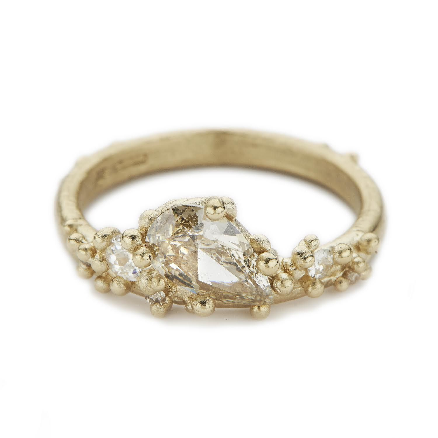 products gold in rings ring artemer engagement champagne grey diamond rose