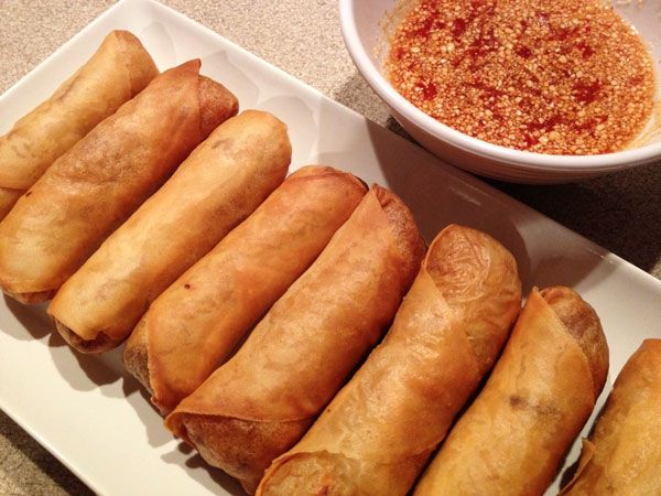 Hmong eggrolls hope theyre as goods as the hmong eggrolls my hmong egg rolls recipe and tutorial i am sooo trying this forumfinder Choice Image
