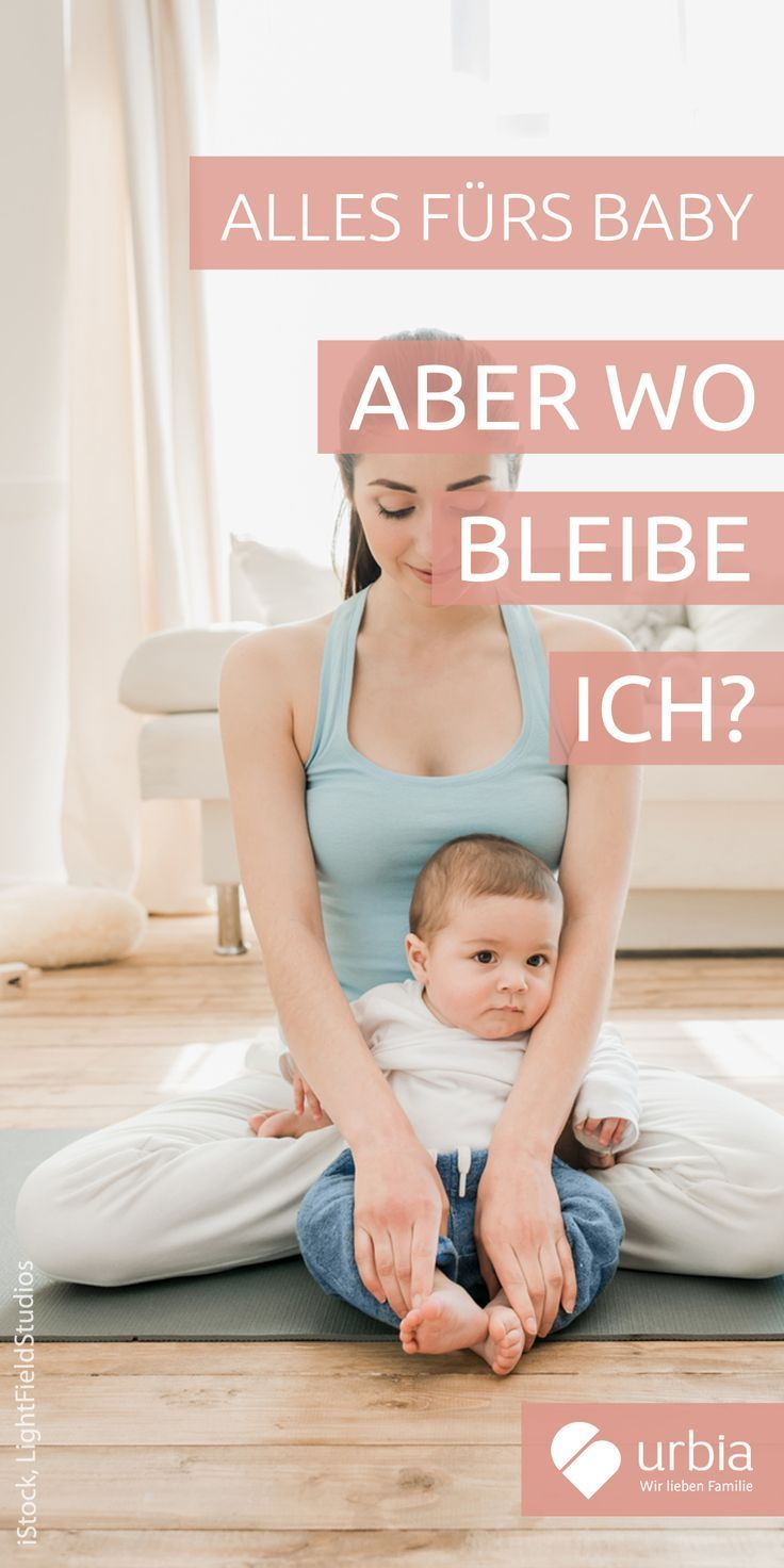 Dem Baby geht's prima! Und wo bleibe ich? #interessen