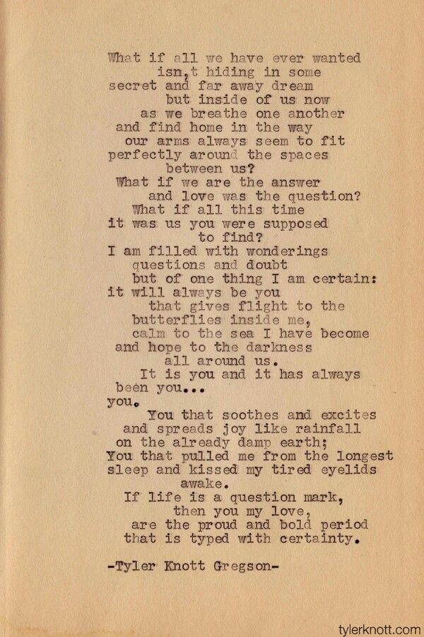 Poem Beautiful Wedding Reading