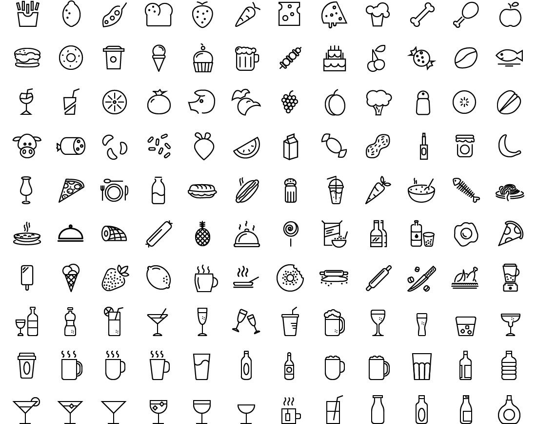 Retina Icons ultimate pack