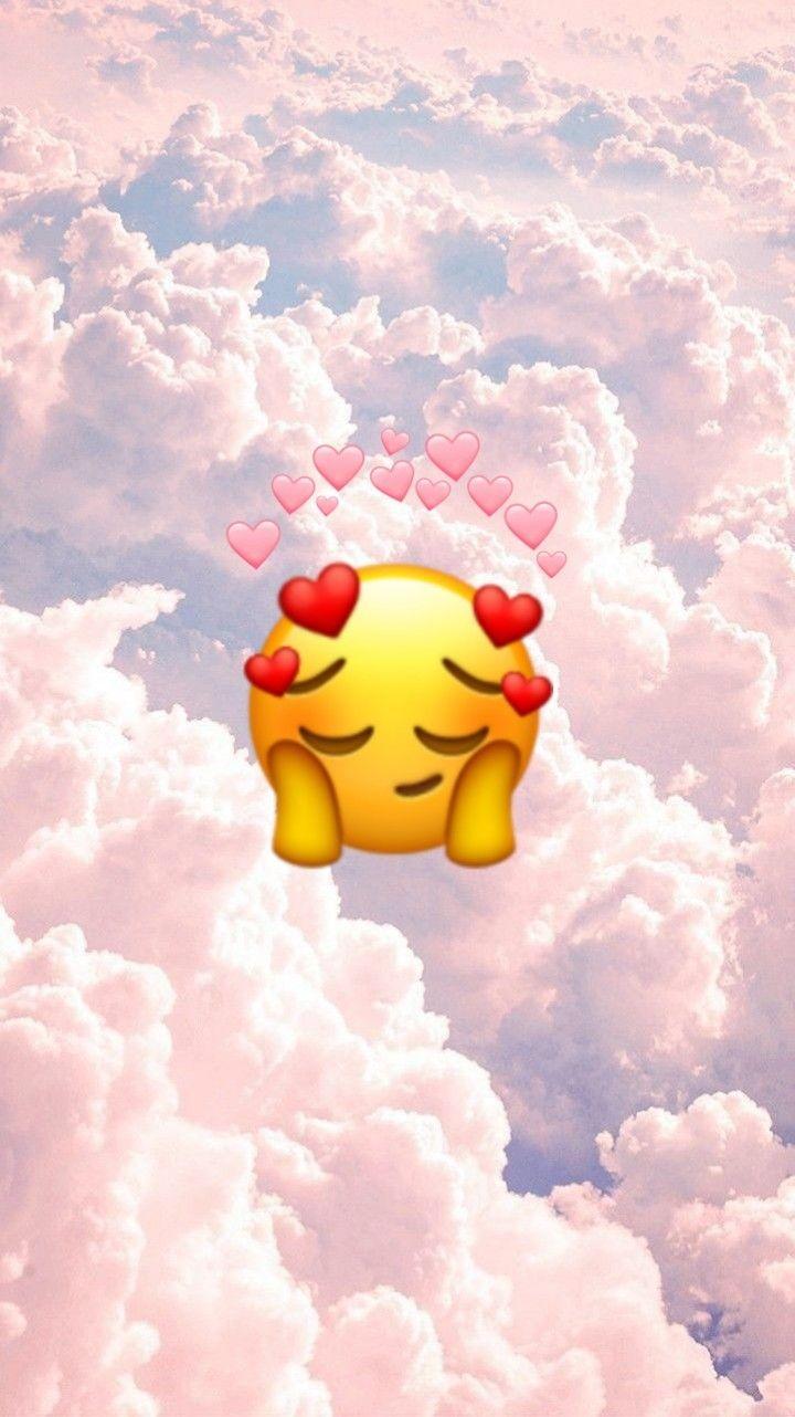 Pin by Kay Mei on aesthetic in 2019 Emoji wallpaper