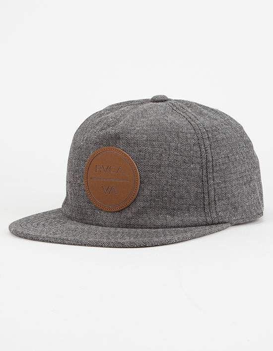 promo code 0672a d0c5f RVCA Coastal Mens Strapback Hat