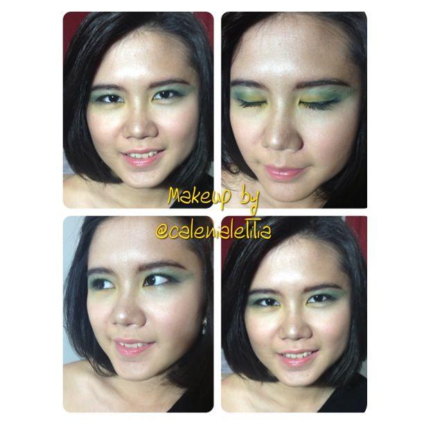 #makeup #eyemakeup details for Gabriela