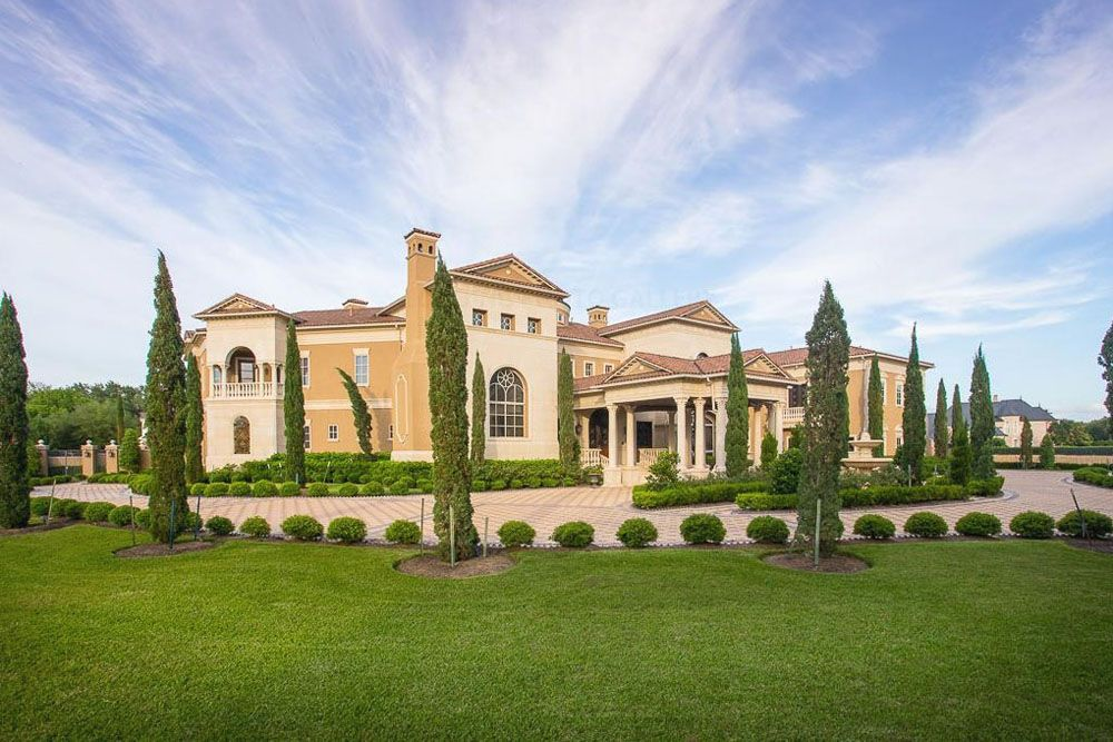 High Quality Luxury Palm Royale Property For Sale 1 Perfectly Designed Texas Luxury  Property Sends Shivers Down Your Spine