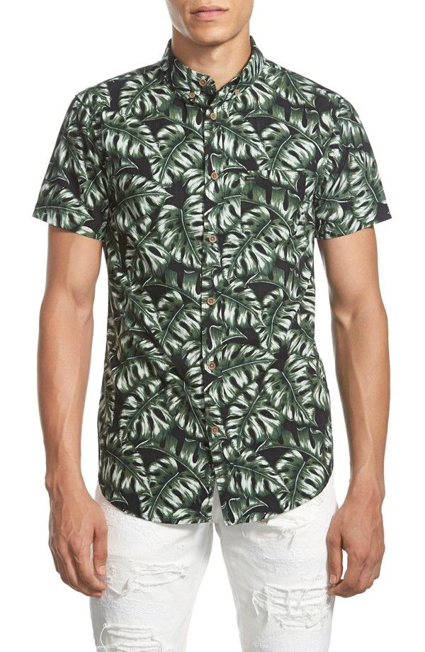 ad82d4f92 Step Up Your Style Game with These Short Sleeve Shirts | Men's Style ...