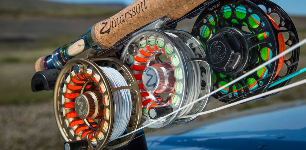 Welcome To The Einarsson Fly Fishing Online Store We Offer Free Dhl Shipping Worldwide On A Ddp Delivery Duty Pai Fly Fishing Fishing Reels Fly Fishing Reels