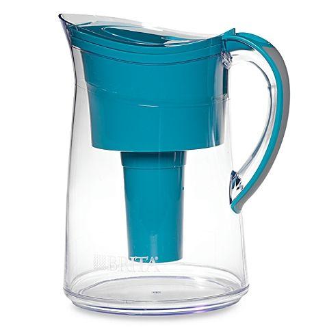 Brita® Capri 10-Cup Water Filter Pitcher in Turquoise
