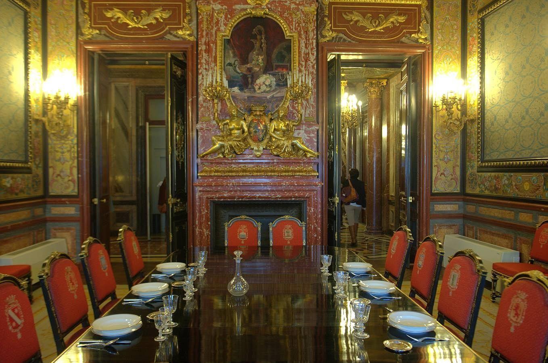 El Palacio de Linares más íntimo abre sus puertas | Linares ...