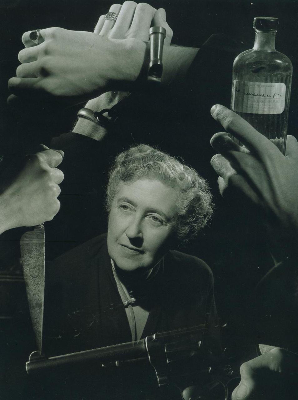 Agatha Christie (Agatha Mary Clarissa Miller), 1950