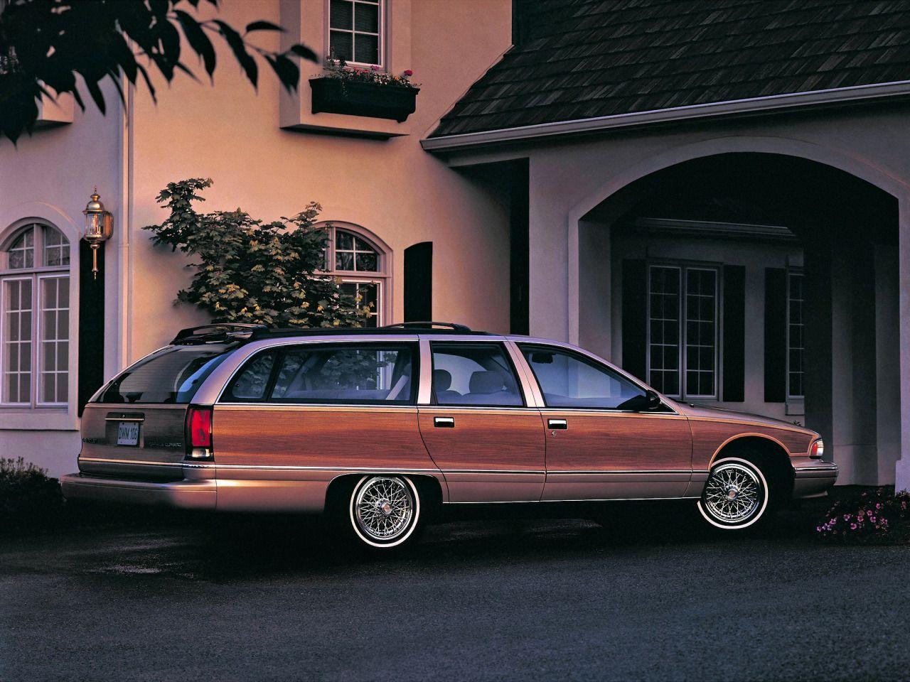 1991 96 Caprice Estate Wagon Chevrolet Caprice Caprice Classic